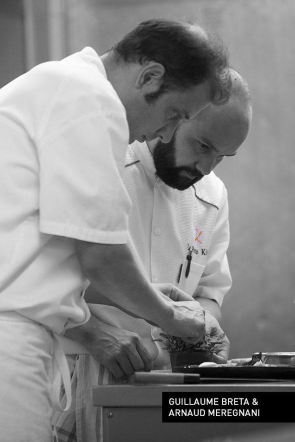 Chefs restaurant Maison Kieny